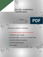GME Sesion 02 -Enfoque Cliente y Conceptos