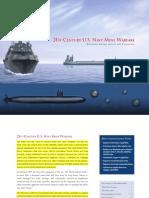 21st Century u.s. Navy Mine Warfare