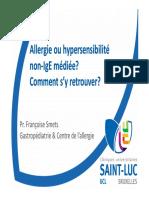 Allergie ou hypersensibilité non IgE F. Smets.pdf