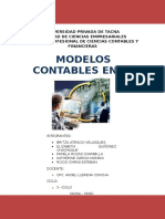 SISTEMAS Y MODELOS CONTABLES INTERNACIONALES