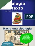 Tipologia de Texto