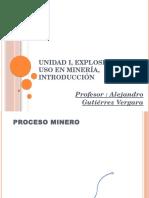 5.- Unidad I, Explosivos de uso en Minería.pptx