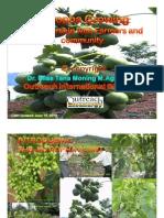 Jatropha Outreach International Presentation