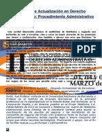 Curso en Ley de Procedimiento Administrativo General-taller Virtual