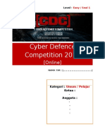 [Report]Cdc 2015 Ctf