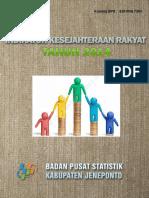 Indeks Kesejahteraan Rakyat Kabupaten Jeneponto 2014