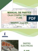Manual de Partes f20e