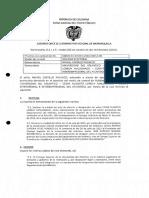 Fallo de nulidad de elección de César Lorduy ante el Consejo Superior de Uniatlántico