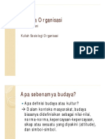 Budaya Organisasi Compatibility Mode