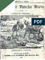 Beron, Sebastian - El Gaucho Pancho Bravo