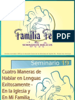 Seminario 19 Cuatro Maneras de Hablar en Lenguas Exitosament