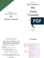 O-26 Afghanistan the Genesis of the Final Crusade