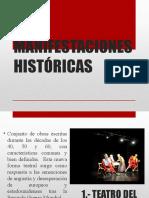 MANIFESTACIONES HISTÓRICAS.pptx