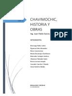 Chavimochic, Historia y Obras