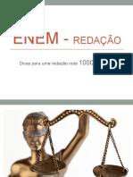 Enem - Redação