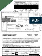 Andrea Bray Arrest Report