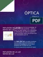 Óptica diapositivas
