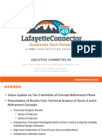 I-49 Lafayette Connector Tier 2 Analysis Final Draft Report (October 2016)
