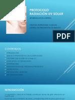 Radiación UV