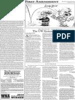 The Platteville Journal Etc. March 2, 2016