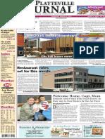 The Platteville Journal Jan. 6, 2016