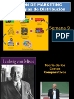 Gestion de Marketing Semana 9 2016 II