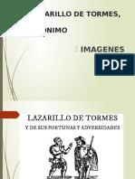 Imagens Lazarillo de t