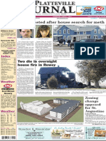 The Platteville Journal March 9, 2016