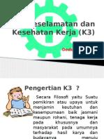 Keselamatan Dan Kesehatan Kerja (K3)