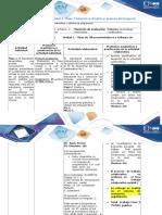Guía de Actividades y Rubrica de Evaluación - Paso 3 Solución a Circuitos y Avances Del Proyecto.