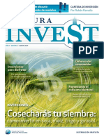 #6 - Agosto 2015 - Revista Cultura Invest