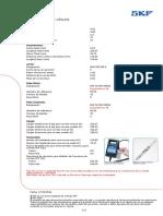 Cálculo Correa SKF
