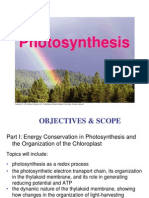 Photosynthesis Lect 1