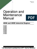 FG Wilson Engine Manual