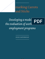Julie Castonguay-Benchmarking Carrots and Sticks_ Developing a Model for the Evaluation of Work-based Employment Programs-Amsterdam University Press (2009)