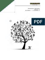 4537-PTR-03-Álgebra I y Álgebra II - WEB 2016