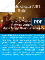 Safety Boiler and Accidents