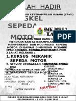 Pameran Smk Pgri 2 Lahat Slide