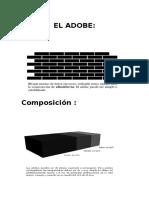 EL ADOBE II