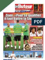 LE BUTEUR PDF du 13/06/2010