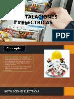 Diapositivas Instalaciones Electricas Materiales