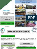 Programa Psi Sierra