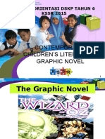 Graphic Novelyear 6