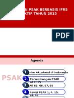 Overview Pengantar Dan PSAK Efektif 2015 15102015