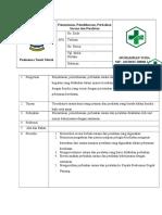 8.5.1.d SOP Pemantauan Pemeliharaan Perbaikan Sarana Dan Peralatan