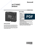 Enthalpy Sensor Honeywell c7400a & c7400c