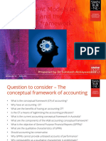 Measurement Models in Accounting and the Conceptual Framework (New)