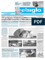 Edición Impresa Elsiglo 02-11-2016
