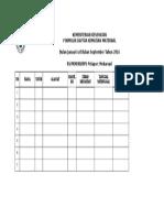 Formulir Daftar Kematian Maternal (Revisi 20100510)