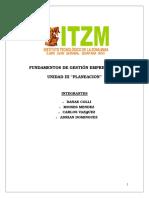 Fundamentos de Gestión Empresarial III